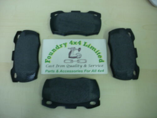 Land Rover Defender 90 From 2A Front Brake Pads AP  SFP000260AP