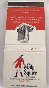Matchbook-Cover-City-Squire-Motor-Inn-A-Loew-s-Motel-New-York