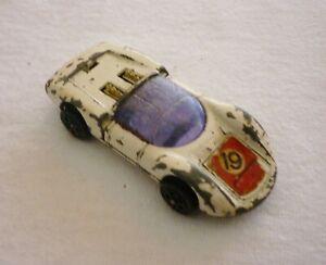 CORGI Juniors Whizzwheels PORSCHE CARRERA 6 made in GT Britain