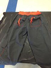 Women's Pants License Zumba Apparel Gray/Orange 2XL
