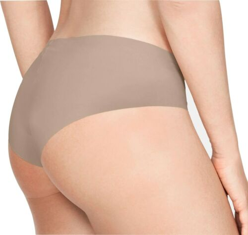 3 Pack Nude Womens Brief Under Armour Pure Stretch