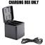 thumbnail 13 - TELESIN Battery Charger Case For GoPro Hero 8 7 6 5 Black Charging& Storage Box
