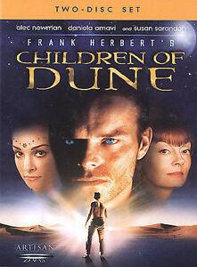 CHILDREN-OF-DUNE-Alice-Krige-RARE-R1-2-disc-set
