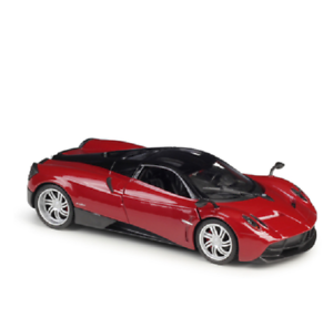 Welly-1-24-Pagani-Huayra-Roadster-Diecast-Model-Sports-Racing-Car-NEW-IN-BOX-Red