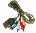 Xbox S-Video Cable - AV A/V High Performance Composite RCA SVideo Cord US Seller