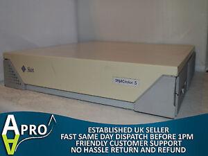 RETRO-COMPUTER-SUN-SPARCSTATION-5-75MHz-48MB-36GB-FLOPPY-SOLARIS-7-UK-SELLER-S