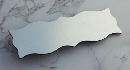 TÜRSCHILD Namensschild 125x40mm selbstklebend mit Ihrer WUNSCHGRAVUR