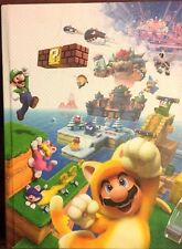 SUPER MARIO 3D WORLD COLLECTOR'S EDITION OFFICIAL STRATEGY GAME GUIDE
