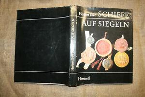historische-Segelschiffe-auf-Siegeln-Marine-Schifffahrt-Siegelschneider-DDR