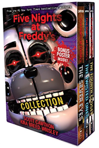 CINQ NIGHTS AT FREDDYS 3-Book Boxed Set
