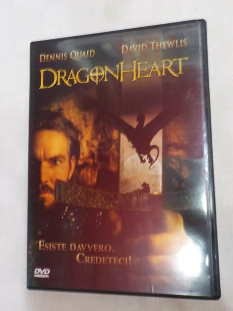 Deagonheart - Film in DVD -Originale - Nuovo! -Dragon Heart -COMPRO FUMETTI SHOP