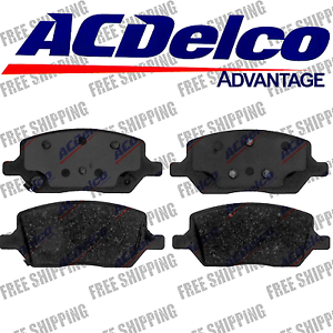 Disc-Brake-Rear-Pads-Set-Ceramic-For-Buick-Terraza-Chevy-Uplander-Saturn-Relay