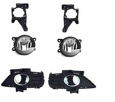 REPLACEMENT FOG LIGHT KIT FOR 2013-2016 FUSION:S SE LAMPS, BEZELS, BRACKETS