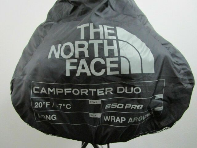 fcc44f30c The North Face TNF Campforter Duo Double Down Long 20f / -7c Sleeping Bag