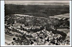 Kloster MAULBRONN Ansichtskarte Luftbild-AK Fliegeraufnahme ca. 50/60er Jahre AK