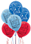 SONIC-THE-HEDGEHOG-CUPCAKE-CAKE-TOPPER-party-balloon-decoration-supplies thumbnail 4
