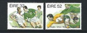 IRELAND-1995-RUGBY-WORLD-CUP-1995-PAIR-UNMOUNTED-MINT-MNH