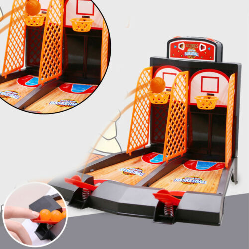 WR/_ MINI BASKETBALL TABLE DESK TOY FINGER BASKET BALL SHOOTING GAME TOY GIFT FAD