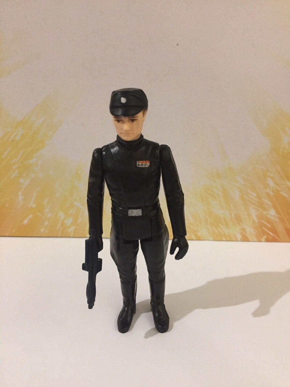 Vintage Star Wars Imperial Commander by Kenner