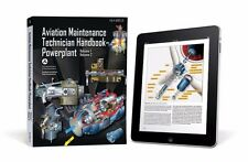 ASA AMT Handbook - Powerplant - Volumes 1&2 - eBundle FREE SHIPPING