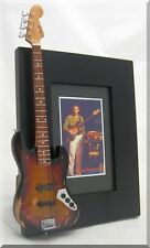 JACO PASTORIUS Miniature Guitar Frame Relic Jazz Bass