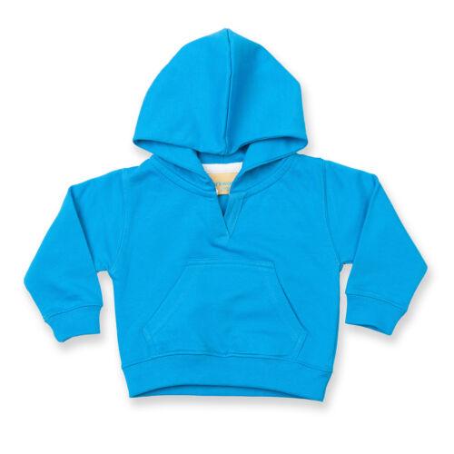 Larkwood Baby//Toddler New Hooded Sweatshirt Hoodie Pocket lined Hood Sweatshirts