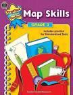 Map Skills, Grade 3 by Jennifer Prior (Paperback / softback, 2003)