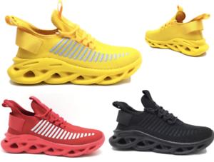 Scarpe-da-Uomo-Sneakers-Uomo-Suola-Intrecciata-Sportive-Ginnastica
