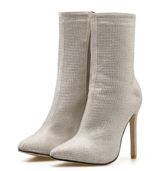 Gabor Gabor Gabor botas señora talla (de 38.5) de cuero marrón a f78f5c