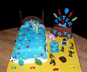 Admirable Balloon Custom Birthday Cake Topper Personalised Name Age And Personalised Birthday Cards Veneteletsinfo