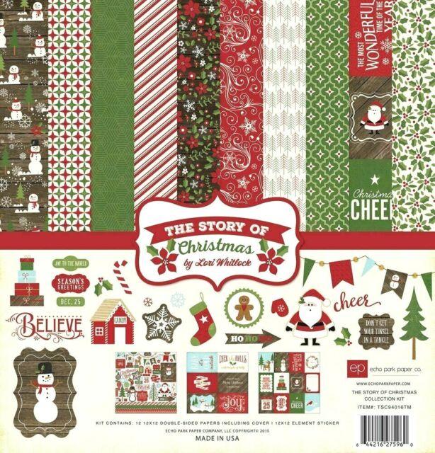 A Christmas Story Scrapbook Page Kit