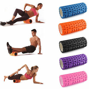 yoga pilates and sports exercise hollow foam roller