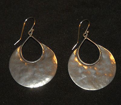 SILPADA - W1539 - Half-Moon Bay Earrings - NIB!