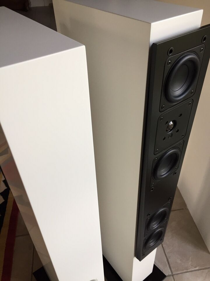 Højttaler, System Audio, Ranger