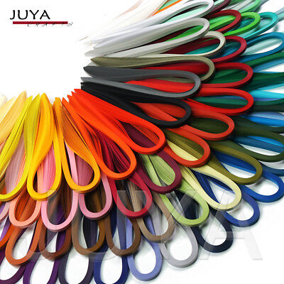 TOMYEUS 33 Pieces Paper Handmade Strips Paper Design Quilling Strips Multicolor