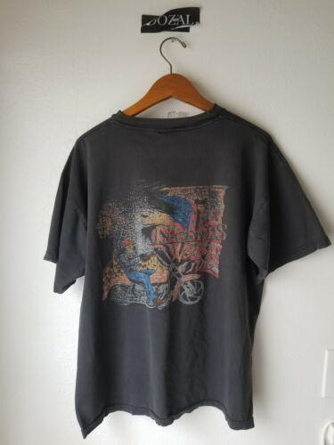 vintage wcw LEGENDS NEVER DIE Hulk Hogan tee shirt