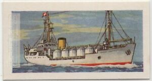 Liquid-Gas-Carrying-Ship-Vintage-Trade-Ad-Card