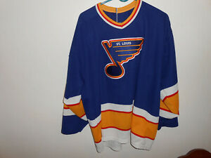 Vintage-St-Louis-Blues-Maska-CCM-Jersey-Adult-XL-NHL
