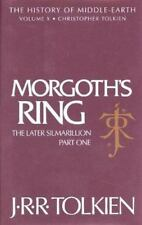 History of Middle-Earth: Morgoth's Ring Pt. 1 : The Later Silmarillion Vol. 10
