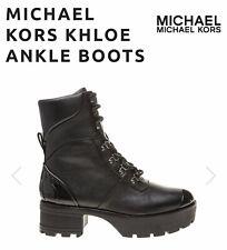 Ankle BOOTS Women Michael Kors 40f6dshe5l Fallwinter Black