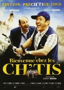 Welcome-At-The-Ch-039-Tis-Kad-Merad-Dany-Boon-2-DVD-New-Blister-Pack