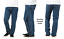 Authentique-LEVIS-Homme-511-slim-fit-Levi-original-jeans-blue-black-denim miniature 11
