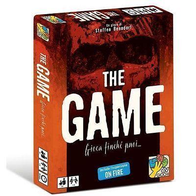 Dinamico The Game: Gioca Finche' Puoi... - Gioco Da Tavolo Italiano Nuovo Dv Giochi Garanzia Al 100%