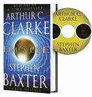 Time Odyssey: Time's Eye Bk. 1 by Stephen Baxter and Arthur C. Clarke (2004, CD-ROM / Hardcover)