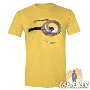 Einauge-Minion-Minions-Ich-Einfach-Unverbesserlich-2-Despicable-Me-T-Shirt