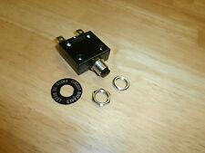 5 Amp Thermal Push Button Circuit Breaker 250vnew