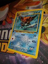 25//75 Cartão De Pokemon Kabutops Raro Neo Discovery