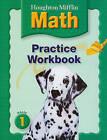 Houghton Mifflin Math: Practice Workbook, Grade 1 by Houghton Mifflin (Paperback / softback, 2003)