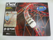 Knex Talon Twist Roller Coaster Building Set - 624 Piece