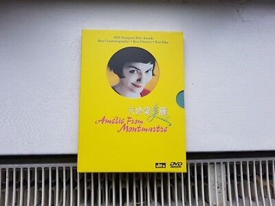 Rare Amelie Korean Dvd Box With Gift Pictures One On Ebay Oop Ebay